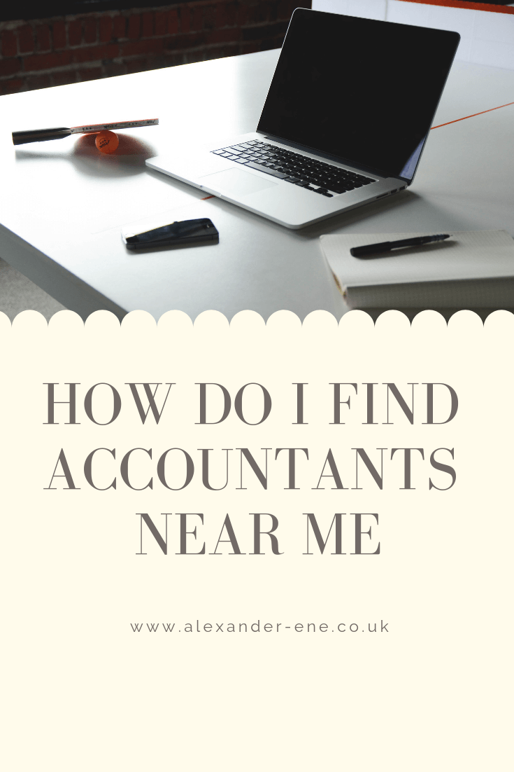How to find accountants near me