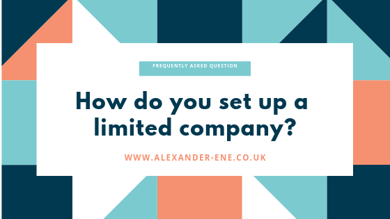 How do you set up a limited company?